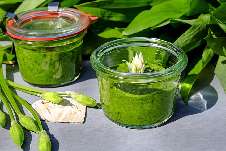 7 receptů inspirovaných jarními bylinkami