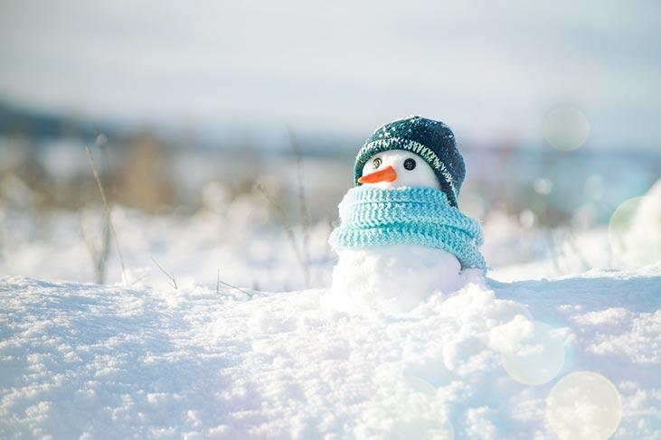 33 venkovních vánočních dekorací pro inspiraci